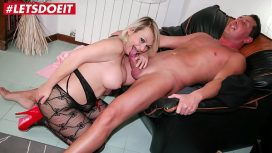 Scambisti Maturi – Blonde Mom Wife Rides Husbands Best Friend Dick While He Is At Work