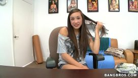 Facial Fest – Ariel Rose – Bangbros Young And Slim Asian Beauty Arial Rose Gets A Facial