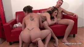 Nude In France – Casting Squirt French Mature Ass Fucked In Foursome Orgy