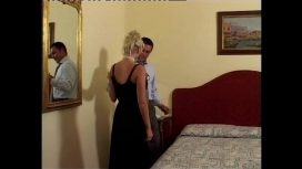 Xtime Videos – Sandy Style – Vintage Porn Classy Hot Blonde In Sexy Lingerie Fucked On Bed