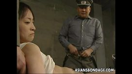 Asians Bondage – Japanese Chick Held Down And Stuffed With Fat Dicks