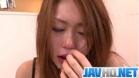 Jav HD – Yayoi Orikasa Gets Jizzed On Face After A Harsh Fuck JP Sex Video