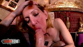 Mmm 100 – Hot French Milf Louise Du Lac Hard Anal Fucking