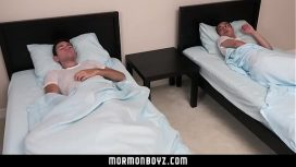 Mormonboyz Horse Hung Missionary Fucks His Roommate Bareback On Camera Gays Video