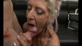 Clarisse – French Gilf Gets Anal