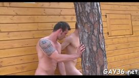 Sweet Gay Boyfrend Is Fucked In Anal Hole After Nice Oral Stimulation