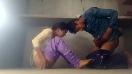 1 Bhopal Bansal Institute Students Fucking In College Construction Building Indian Vid
