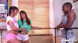 Beth Chance – Gym Fuck Makes Amy Wild And Savannah Secret Suck Big Black Dick  American Video