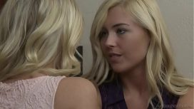 Girlfriends Films – Blonde Lesbians Summer Day And Katie Morgan Lesbo Movie