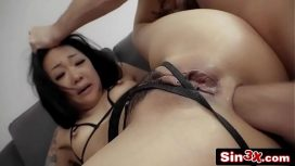 Submissive Korean Gf Ass Fucked By A Douchebag Saya Song