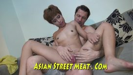 Asian Street Meat – Sanctimonious Little Short Haired Thai