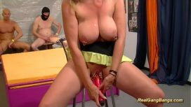 Extreme Movie Pass – Marina Rene – Gangbang With Extreme Pierced Stepmom  German Movie