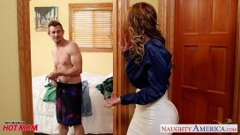 Naughty America – Nasty Mom Eva Notty Fucking Dick With Her Tits